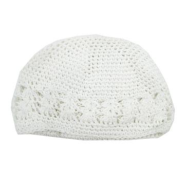 White Yarn Baby Garment Photography Props