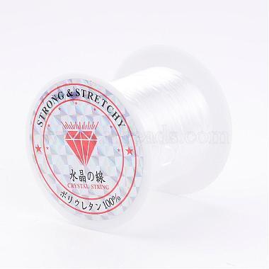 0.8mm Flat Elastic Crystal String(X-EW-S001-18)-2