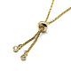 Brass Necklaces(NJEW-I104-08G)-3