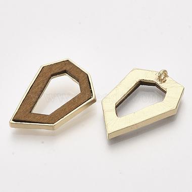 Wood Pendants(X-PALLOY-S179-13C)-2