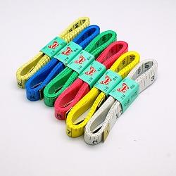 Mètre à ruban, couleur mixte, 155x13mm, 12bundles / boîte(TOOL-D033-M)