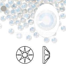 cristal autrichien cabochons de strass, passions de cristal, déjouer retour, Xirius rose, 2088, 234 _white opale, 3.8~4 mm(X-2088-SS16-234(F))