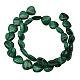 Natural Malachite Gemstone Beads Strands(X-MALA-12X12-1)-2