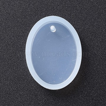 Clear Oval Silicone