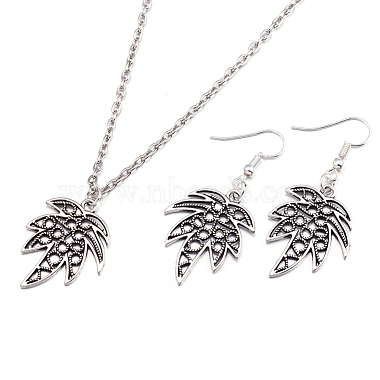 Alloy Earrings & Necklaces