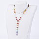 Chakra Jewelry(NJEW-JN02112)-3