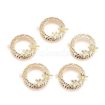 Real Gold Plated Brass Bail
