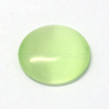 Cat Eye Cabochons(X-CE-S004-12mm-M)-3