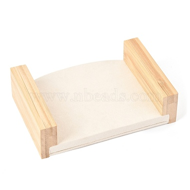 дисплей ювелирных изделий из бамбука(BDIS-O005-01A)-2