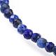 Natural Lapis Lazuli Beaded Necklaces(NJEW-JN02492-01)-2