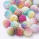 Imitation Pearl Acrylic Beads(OACR-T004-12mm-M)-1