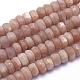Natural Sunstone Beads Strands(G-K223-27-10mm)-1