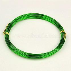 Алюминиевых проводов, зелёные, 1.0 мм, 10 м / рулон(X-AW-AW10x1.0mm-25)