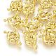 Brass Spring Clasps(KK-Q747-26D-G)-1