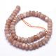 Natural Sunstone Beads Strands(G-K223-27-10mm)-2