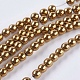 1Strand Grade A Non-Magnetic Synthetic Hematite Beads Strands(X-G-S096-4mm-2)-1