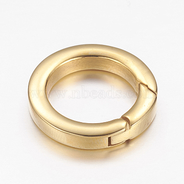 Golden Ring Stainless Steel Clasps