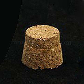 Wood Cork Stopper, Bottle Tampions, BurlyWood, 16x13mm(AJEW-D031-01-B)