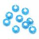 Transparent Flower Acrylic Beads(X-TACR-Q007-04)-2