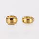 Brass Crimp Beads(E002-G-NR)-2