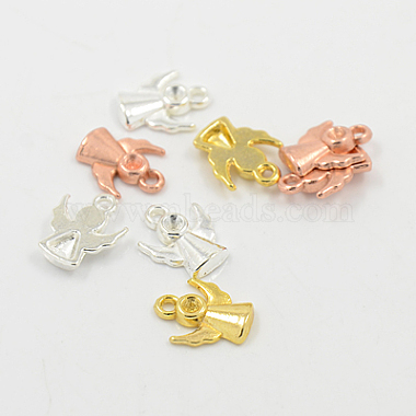 Mixed Color Angel & Fairy Alloy Charms