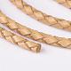 Braided Leather Cords(WL-P002-06-A)-3