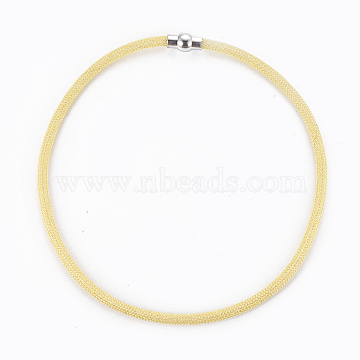 Yellow Brass Necklaces