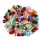 Perles d'imitation cristal autrichien(SWAR-F022-6x6mm-M)-1