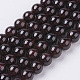Gemstone Beads Strands(G-G099-8mm-36)-1