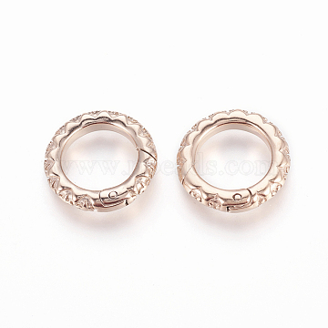 Rose Gold Stainless Steel Clasps