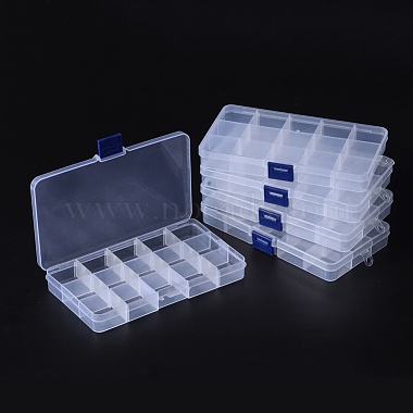 Plastic Bead Storage Containers(X-CON-Q026-02A)-4