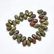 Natural Unakite Beads Strands(G-S357-C02-04)-2