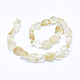Natural Citrine Beads Strands(G-F599-27)-2