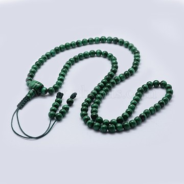 Malachite Necklaces