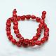 Synthetic Howlite Beads(X-TURQ-E006-01)-2