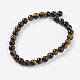 Natural Tiger Eye Beads Strands(G-C076-6mm-1B)-2