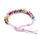 Waxed Cotton Cord Bracelets(BJEW-JB04495-03)-3