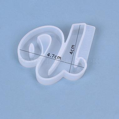 Letter DIY Silicone Molds(X-DIY-I034-08U)-3