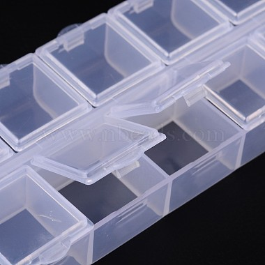 Cuboid Plastic Bead Containers(X-CON-N007-02)-4