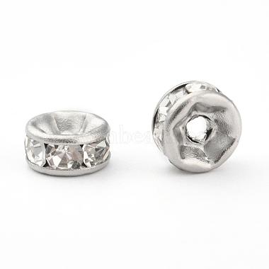 316 perles d'espacement chirurgicales en acier inoxydable(X-STAS-N032-06P)-1