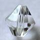 Perles d'imitation cristal autrichien(SWAR-F022-6x6mm-M)-2