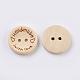 Wooden Buttons(BUTT-K007-08B)-3