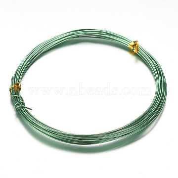 2.5mm Green Aluminum Wire