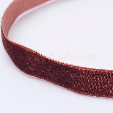 Cloth Gothic Choker Necklaces(NJEW-E085-30I)-2