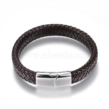Brown Leather Bracelets
