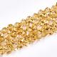 Glass Beads Strands(GLAA-T006-06B-13)-1