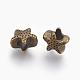 Tibetan Style Alloy European Beads(X-TIBEB-Q058-21AB-FF)-2