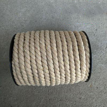 Cotton String Threads for Jewelry Making, Macrame Cord, 3-Ply, Wheat, 12mm, about 21.87~24.05 yards(20~22m)/roll(OCOR-L039-F16)