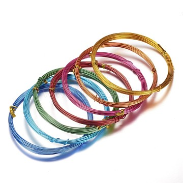 Mixed Color Aluminum Wire