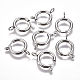 304 Stainless Steel Spring Clasps(STAS-F224-02P-F)-1